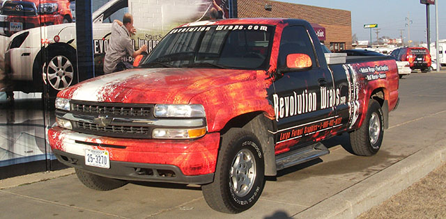 Specialty Finishes Vehicle Wraps Revolution Wraps