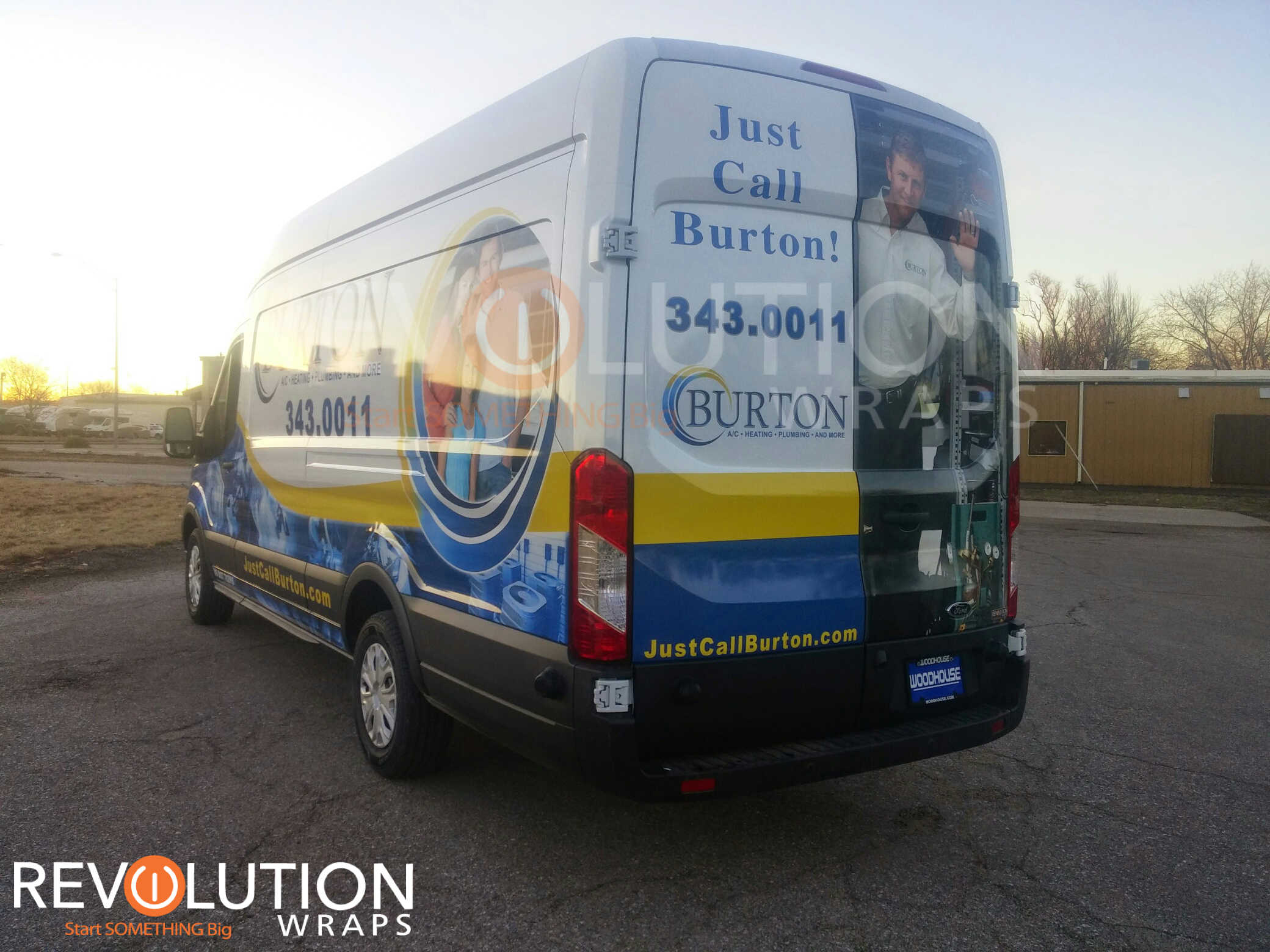 Ford Transit Connect Van Wrap Plenty Of Vehicle Space For Your Own Traveling Billboard