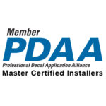 PPDAA Master Certified Installer Revolution Wraps