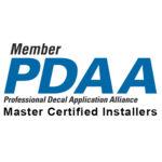 PPDAA Master Certified Installer Revolution Wraps