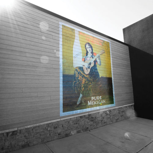 Rough Surface Wall Graphics Revolution wraps Omaha Lincoln