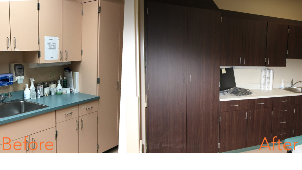 Clinic Room Remodel