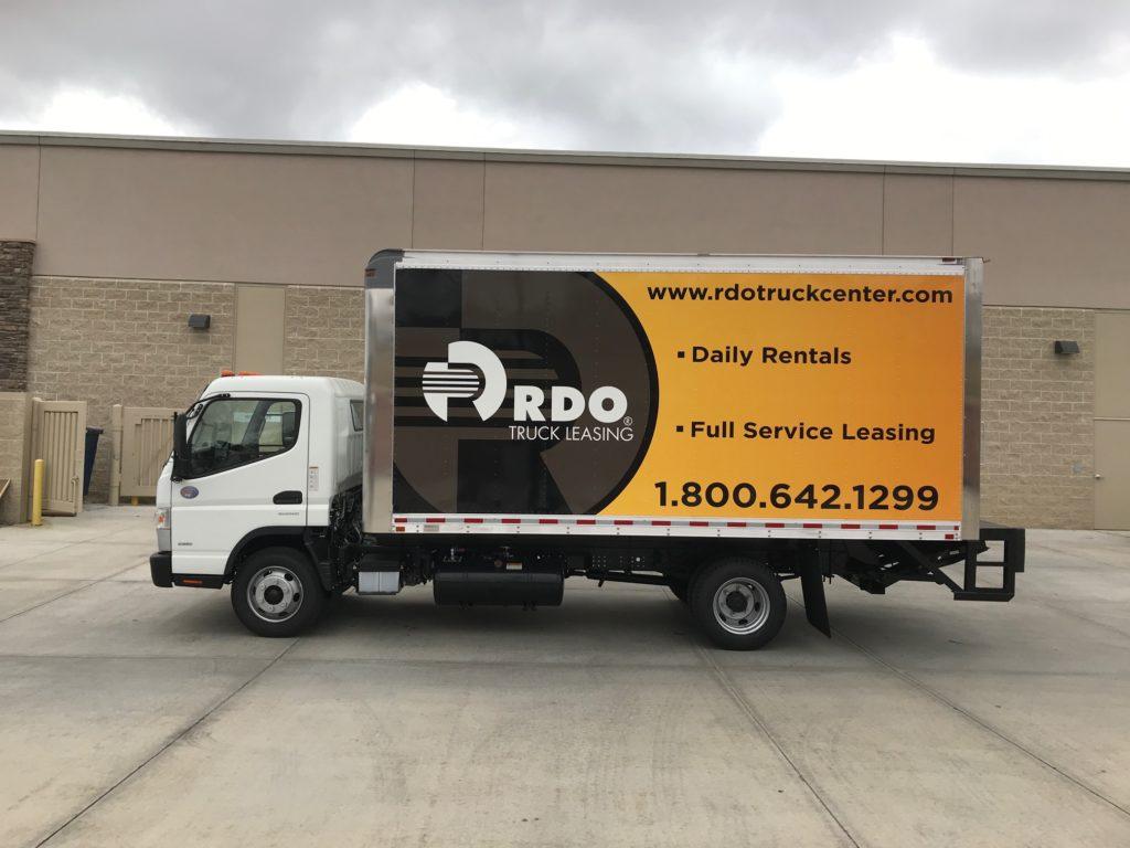 RDO Box Truck
