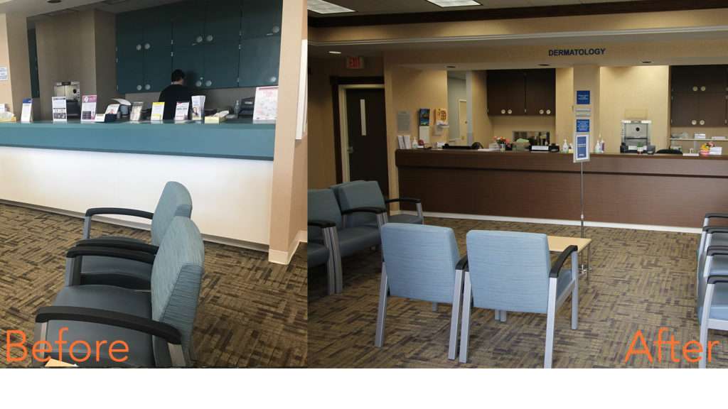 Clinic Lobby Remodel