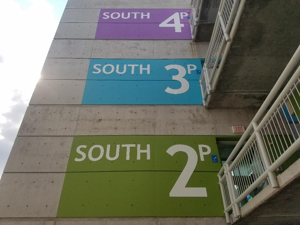 Outdoor Exterior Signage