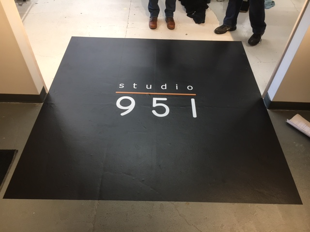 Revolution Wraps Studio951_Floor Graphic
