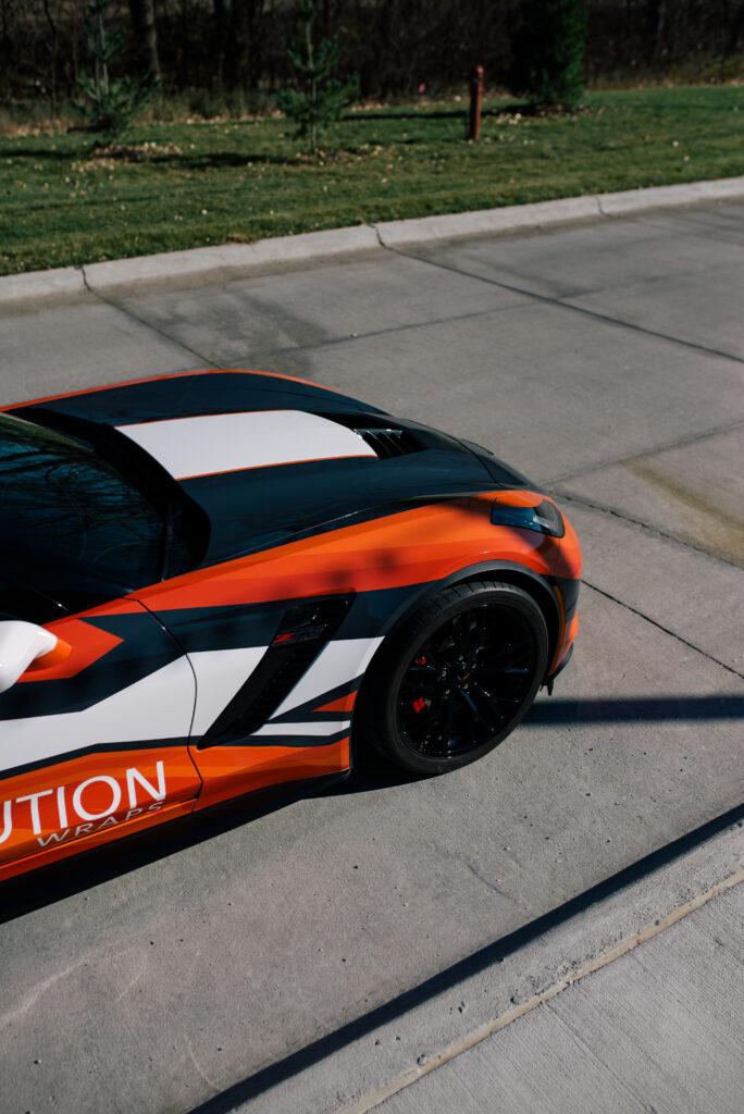 Corvette Revolution Wraps